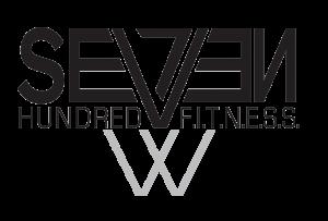 seven hundred fitness logo