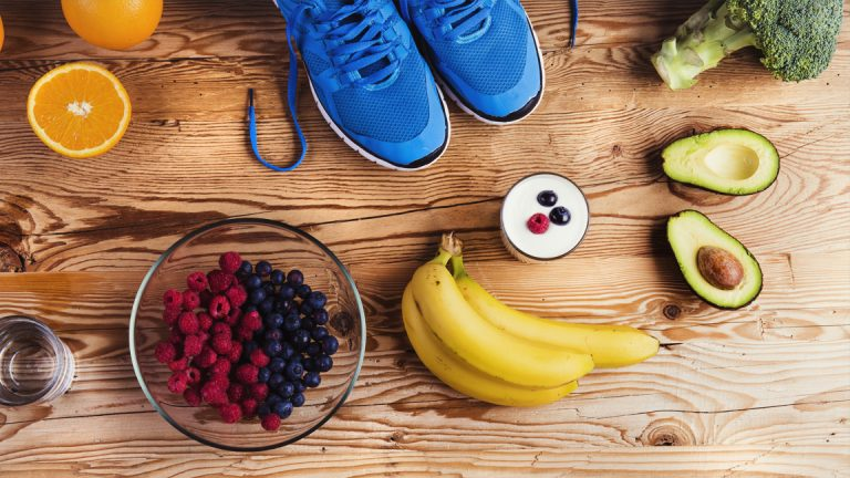What to Eat for High Fitness Performance